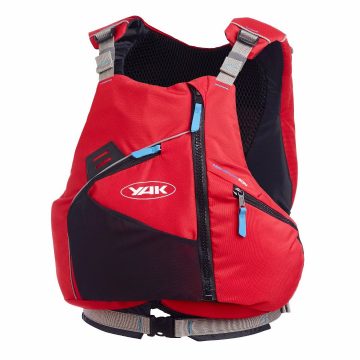 Yak High Back 60N Buoyancy Aid RED